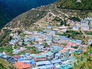 Nepál - AMA DABLAM 6812m horská expedice