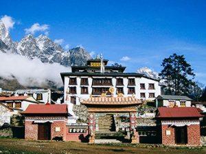 Nepál Himaláje - Everest base camp trek po stopách Hillaryho a Tenzinga