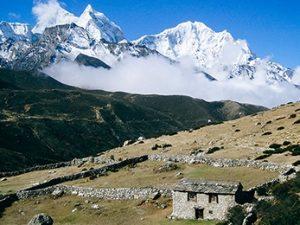 Nepál horský trek Everest