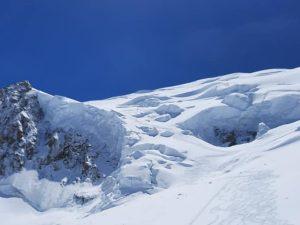 Skialp výstup na Mont Blanc s horským vůdcem UIAGM